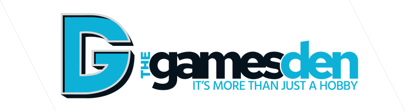The Games Den Online Store where it's more than just a hobby.
