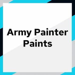 Army Painter Paints