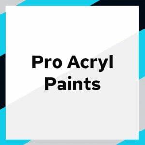 Pro-Acryl Paints